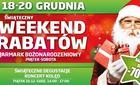 Świąteczny weekend rabatów w Galerii Rzeszów
