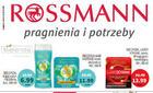 Promocje w Rossmannie – gazetka 19 marca – 31 marca 2016