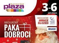 Mikołajkowa Paka Dobroci w Plaza Rzeszów