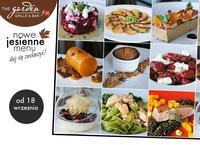 Restauracja Garden - nowe menu tysiąca smaków