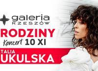 Natalia Kukulska w Galerii Rzeszów