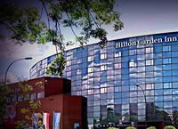 Garden w Hiltonie: do zaskoczenia jeden krok