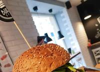 Dobry burger lekarstwem na pogodę