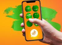 Aplikacja mobilna Delikatesów Centrum