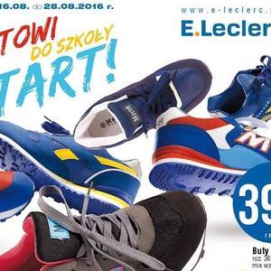 Promocje artykuóó szkolnych w E.Leclerc - gazetka 16 do 28 sierpnia 2016