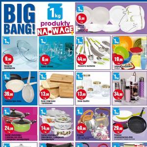 Akcja Bing Bang w E.Leclercu - gazetka 20 września - 2 października 2016