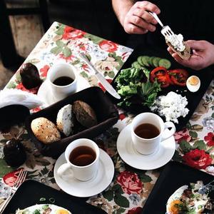 Solidne śniadanie od ręki