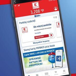 Kaufland poszerza ofertę użytkowników programu Payback