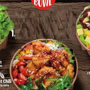 Poké Bowl – nowe danie w KFC