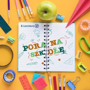 Wyprawka szkolna w w E.Leclerc - gazetka 2021