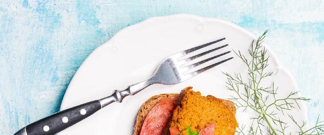 Przepis na pasztet wegetariański