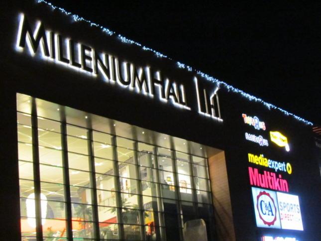 Promocje w Millenium Hall - 18 grudnia - 23 grudnia 2015