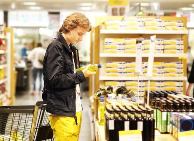 Etykieta – źródło informacji dla konsumenta