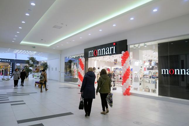 Nowa aranżacja Lavard i Monnari w galerii Plaza