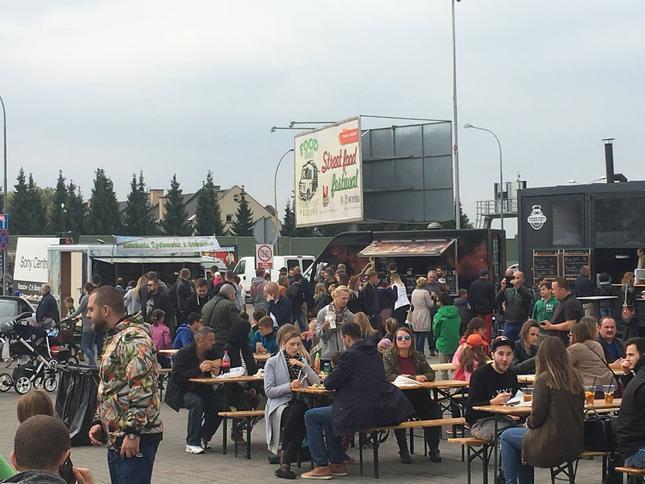 Street Food Polska Festival w Rzeszowie - maj 2017
