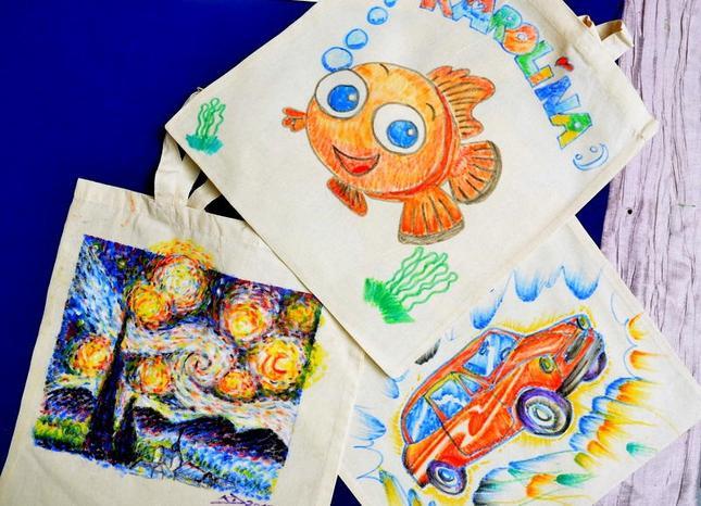 Bezpłatne warsztaty malowania dla dzieci w Auchan