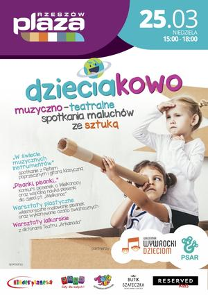 Dzieciakowo w CH Plaza Rzeszów
