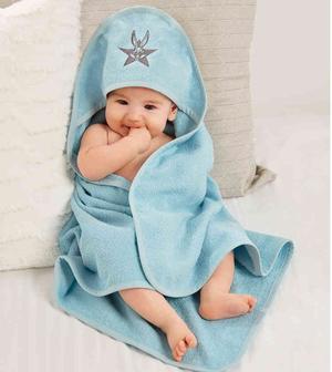 Ręcznik dziecięcy z kapturem, fot. Lidl
