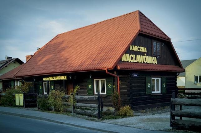 Karczma Wacławówka - królestwo polskich smaków