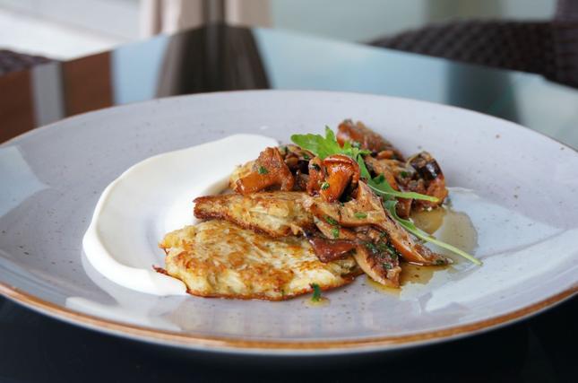 W Hilton Garden Inn Rzeszów  - kuchnia regionalna ma swoje pięć minut
