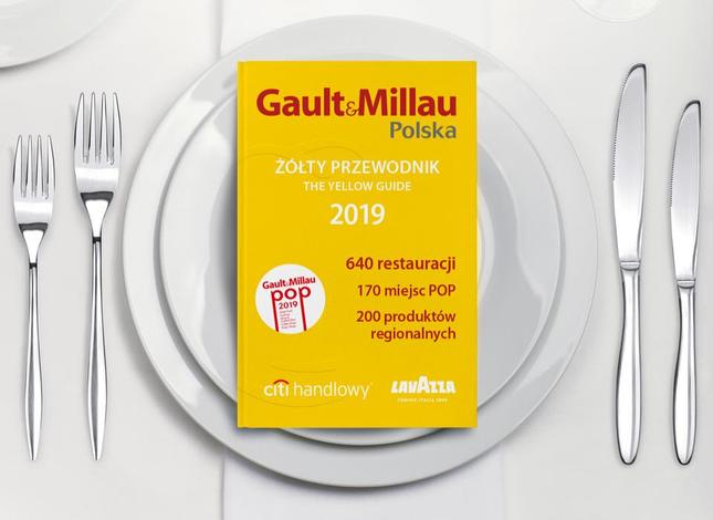 Podkarpackie restauracje w Żółtym Przewodniku Gault&Millau 2019