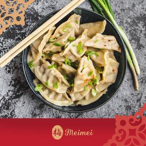 Chińskie Pierogi I Baozi Otwarcie Restauracji Meimei W