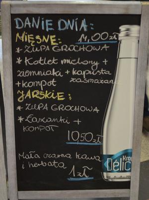 U Fogga - smaczne dania w niskiej cenie