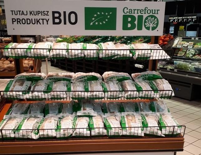 Biopieczywo z Carrefoura