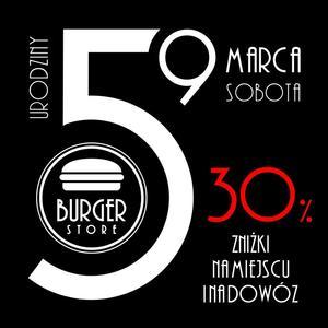 Burger Store – karmi nas od 5 lat