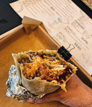 Ohhh Burrito – przegapiliśmy otwarcie :(