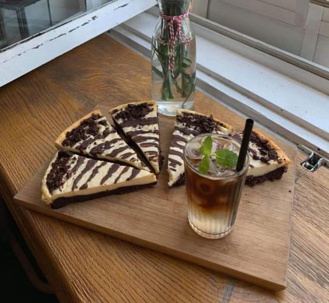 Propozycja zestawu przygotowana przez Kawiarnię Powoli cafe w Rzeszowie