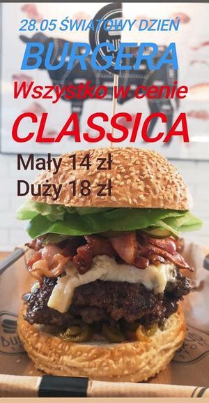 Już jutro Światowy Dzień Burgera
