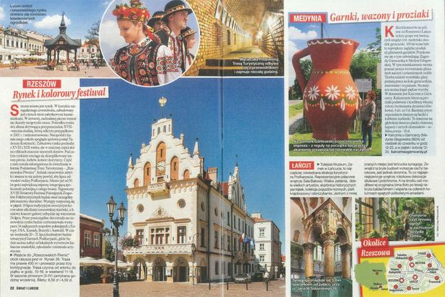 Atrakcyjny Rzeszów i okolice