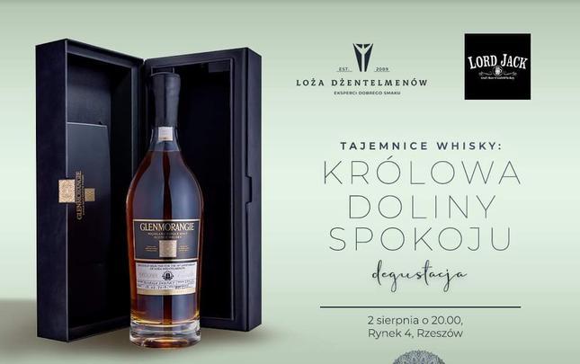 Tajemnice Whisky: Królowa Doliny Spokoju
