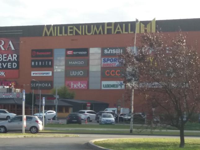"""Weekend zniżek """"Stylowe zakupy"""" w Millenium Hall - 27 do 29 września 2019"""