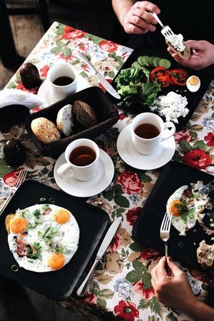Propozycja śniadaniowa Karczmy Wacławówka (ul. Strażacka 7)