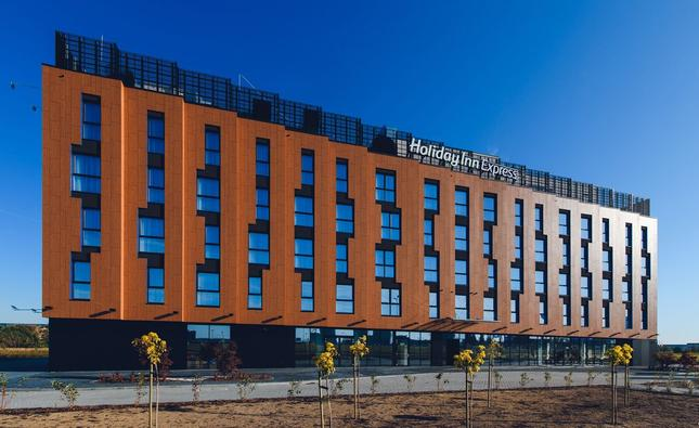 Hotel Holiday Inn Express Rzeszów Airport otwarty