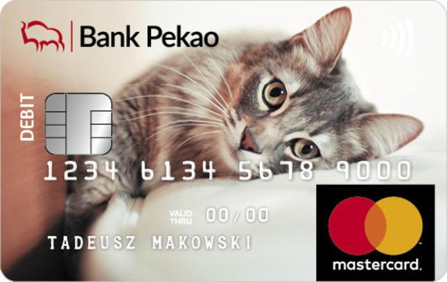 Karty płatnicze Bank Pekao S.A. w Biedronce i Hebe przez kolejne 5 lat