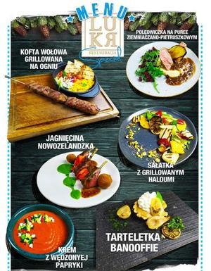 Restauracja LUKR: z nowymi – kulinarnie – pomysłami