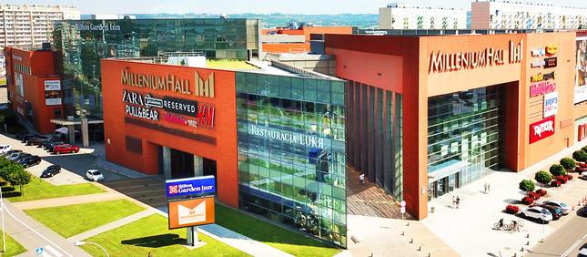 Millenium Hall w czasach koronawirusa