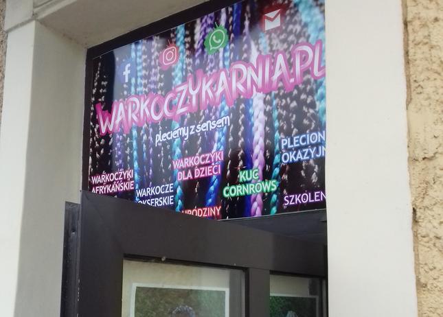 Niszowe sklepy i usługi w Rzeszowie: Warkoczykarnia i Manufaktura Pana Balona