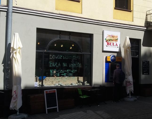 """""""Buła na Wypasie"""" - nowy lokal w Rzeszowie"""